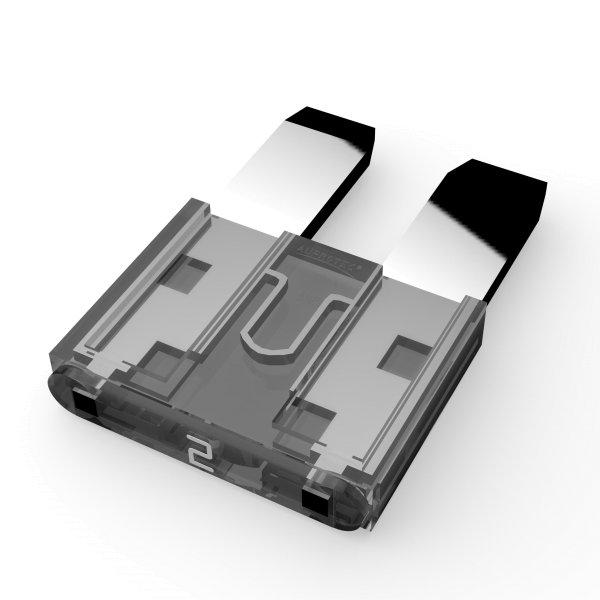 Mini Flachstecksicherungen 2A - 30 A