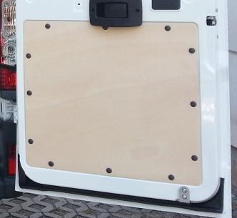 Kompletter Innenausbau inkl. Bodenplatte und Laderaumverkleidung für Fiat Ducato L1 ab 2006
